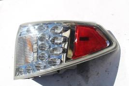 2008-2014 SUBARU WRX IMPREZA  RIGHT QUARTER PANEL TAIL LIGHT K2967 - $118.80