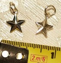 CELESTIAL AND ZODIAC STERLING SILVER CHARMS .925 - HUGE SELECTION - YOU CHOOSE image 3