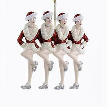 Rockettes™ Showgirls Ornament w - $17.99