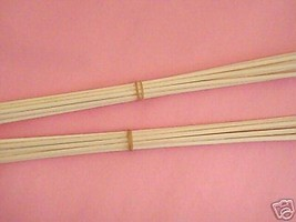 "Lot of 10 Quality Reeds Stick 12"" For Reed Diffuser Oils Replacement - $61,81 MXN"