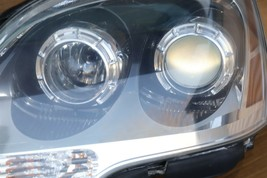 07-12 GMC Acadia Hid Xenon Headlight Lamp Driver Left LH - POLISHED image 2