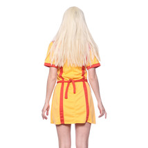 2 Broke Girls TV Series Bar Waitress Halloween Fancy Dress Costume w/ Apron - $20.56