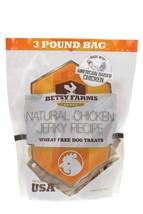 Betsy Farms Natural Chicken Jerky Recipe Dog Treats, 48 oz - $28.00