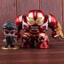 Avengers Infinity War Hulk Buster Hulkbuster & Bruce Banner PVC Hot Toys... - $69.39