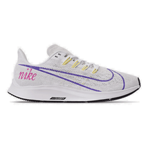 Women's Nike Air Zoom Pegasus 36 Disrupt Running Shoes White/Psychic Pur... - $168.63