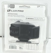 LPE Optic Luxpro LP 345 Extended 6 Hour Runtime LED Headlamp image 2
