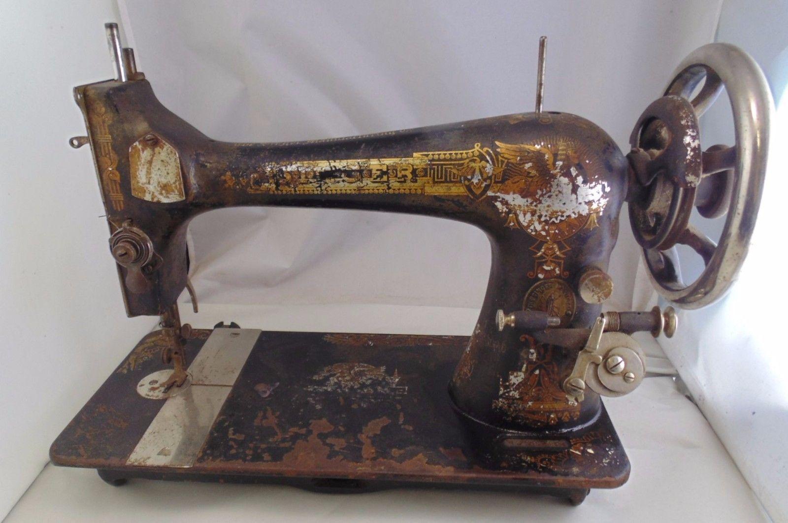 Singer Sewing Machine (1900s): 7 listings