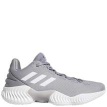 Adidas pro Bounce 2018 Niedrig Herren Größe 5.0 Sich 8.5 Onix Neu Super ... - $119.98