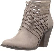 Fergalicious Weever Women's Size 10M Doe/Tan Ankle Boots Shoes - £28.99 GBP