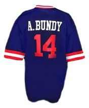 Al Bundy #14 New Market Mallers Married With Children Baseball Jersey Any Size image 5