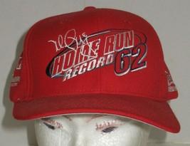 Mark McGwire MLB Players Choice Home Run Record Red Adjustable Baseball ... - $18.81