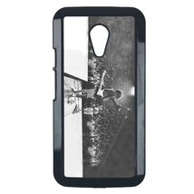 Jimi Hendrix Motorola Moto E 2nd case Customized premium plastic phone c... - $11.87