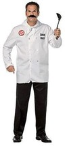 Rasta Imposta Seinfeld Soup Nazi Mens Adult One Size Halloween Costume 3808 - $22.99