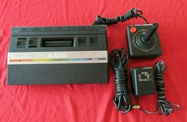 Atari 2600 Jr. Video Game Console System Black - $59.39