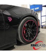 88-91 BMW 3 Series ALL Rim Savers/Rim Blades Wheel Protectors Pick Color - $79.99