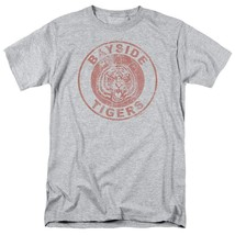 Bayside Tigers saved by the Bell Retro 80s 90s teen sitcom graphic tee NBC143 image 1
