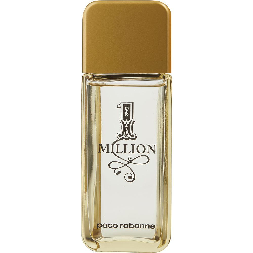 PACO RABANNE 1 MILLION by Paco Rabanne AFTERSHAVE LOTION 3.4 OZ for MEN  100% Au - $53.20