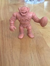 M.U.S.C.L.E. Mattel Muscle Men #134 Flesh Football Figure Aneragu Chojin... - $13.39