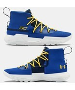 NEW Under Armour SC3Zero II 3020613-402 Steph Curry Basketball Shoes Men... - $64.30