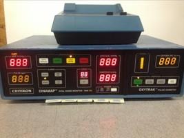 Critikon Dinamap 1846sx Patient Vital Monitor w/ Oximeter & Printer - $130.00
