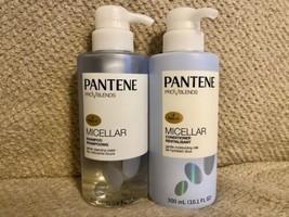 Pantene Pro-V Blends Micellar Gentle Shampoo & Conditioner Set, 10.1 Fl Oz Each - $29.99