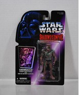 Chewbacca Star Wars Shadows of the Empire 1996 - $2.10