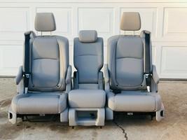 2021 2020 2019 2018  Honda Odyssey Bucket Seats-Leather Light Gray (New) - $1,336.50