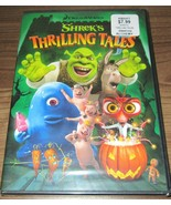 Shreks Thrilling Tales (DVD, 2014) .. sealed new, great for Halloween - $3.96