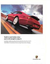 1998 Porsche Magazine Print Ad - $4.95