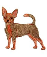 Amazing Custom Dog Portraits[Chihuahua] Embroidered Iron On/Sew patch [4... - $9.89
