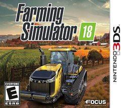 FARMING SIMULATOR 18  - Nintendo 3DS - (Brand New) - $34.80