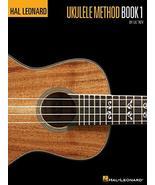 Hal Leonard Ukulele Method Book 1 [Paperback] Lil' Rev - $11.87