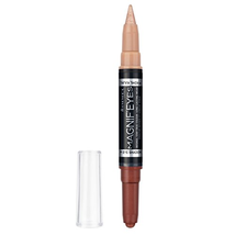 Rimmel Magnifeyes Double Ended Shadow and Eye Liner, Queens of The Bronz... - $8.95