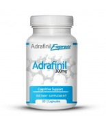 ADRAFINIL- 30 Capsules @ 300mg - Focus and Energy Nootropic  - $17.99
