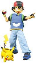 RAH 220 ASH with PIKACHU 1/8 ABS & ATBC-PVC painted movable figure - $676.28