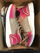 Adidas Womens Ultra Boost 19 Trace Khaki Magenta' Pink #G27497 Women's S... - $133.65