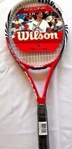 Wilson Six One Comp Tennis Racket UPC 883813758999 New - $79.19