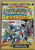 Captain America #166  (1968 Series) Bronze Age Collectible Comic Book Ma... - $9.59