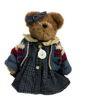 """Boyds Bears 1998 Collectors Club 12"""" Bear Loyal Order Of Friends Of Boyds - $24.74"""
