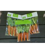 9 Pc Country Farmhouse Carrots Bowl Basket Filler Easter NEW FREE SHIPPING - $17.81