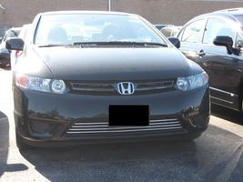 Honda Civic Chrome Grille Kit 06 07 08 09 Si Ex Dx Lx - $25.00