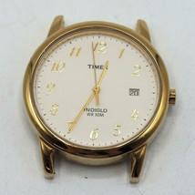 Timex indiglo wr analog men 30m watch - $29.78