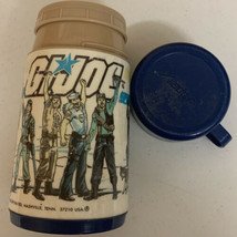 1985 GI Joe plastic thermos Bottle by Aladdin Pre Owned  - $12.19