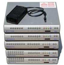 LOT OF 5 DEDICATED MICROS DIGITAL SPRITE 2, 6-9-16-CH CCTV DVRs, 2-WAY A... - $125.00