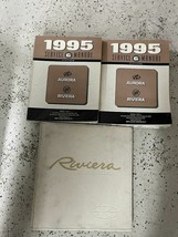 1995 Buick Riviera Servizio Negozio Riparazione Officina Manuale Set OEM W - $89.04