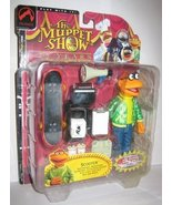 Muppets Exclusive Kermit the Frog Figure - Steppin Out Tuxedo, Muppet Sh... - $29.69