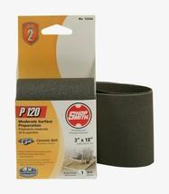 "Shopsmith P120 18"" x 3"" Ceramic SANDING BELT 120 Grit Fine 1 pc. Extreme 12234 - $10.59"