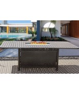 """OUTDOOR PATIO 44"""" X 84"""" RECTANGLE FIRE TABLE - SERIES 7000 - $2,970.00"""
