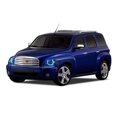 FLASHTECH for Chevrolet HHR 06-11 Blue Single Color LED Halo Ring Headlight Kit - $136.22