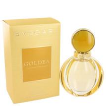 Bvlgari Goldea Perfume 3.04 Oz Eau De Parfum Spray image 4